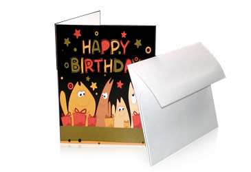 Greeting Cards with Blank Envelopes
